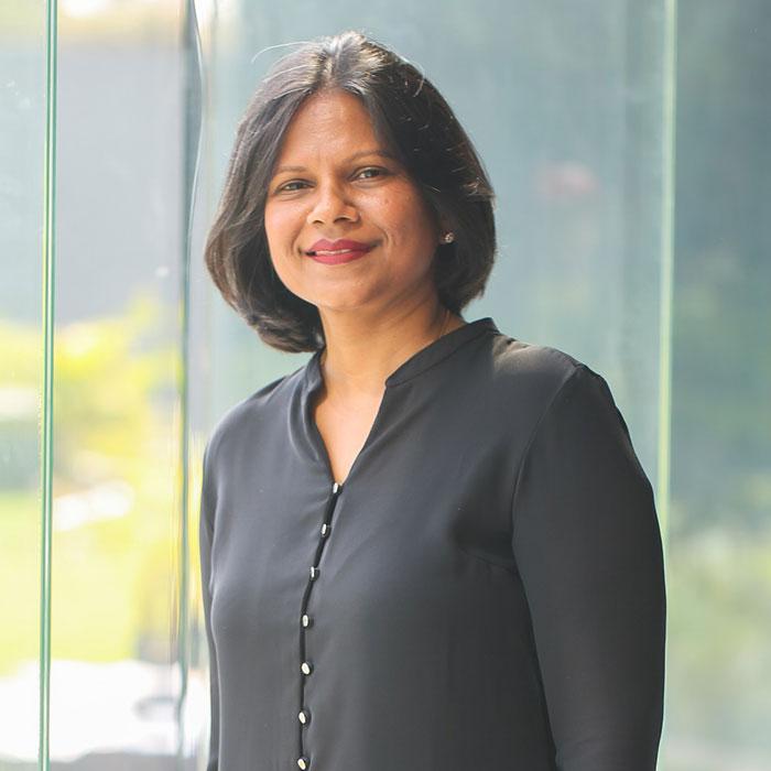 Dr. Sangeetha Madhu